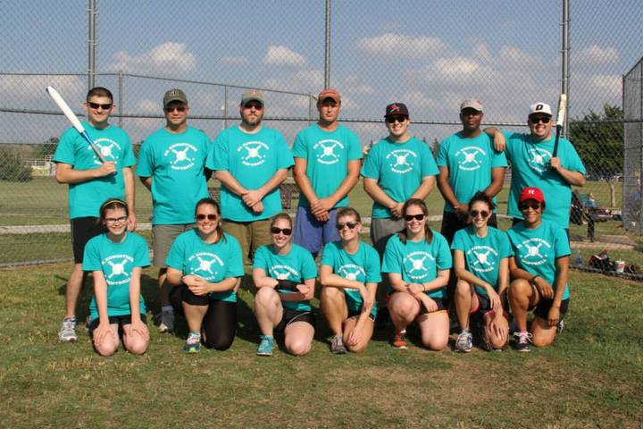 St. Auggies Team Photo T-Shirt Photo