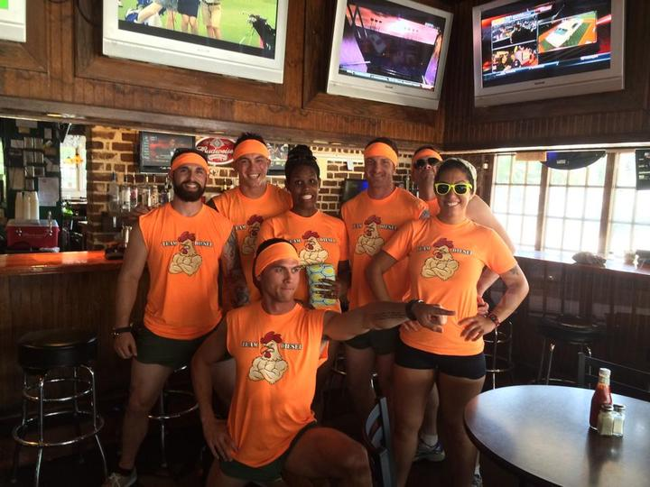 Team Diesel: Savannah Bar Crawl T-Shirt Photo