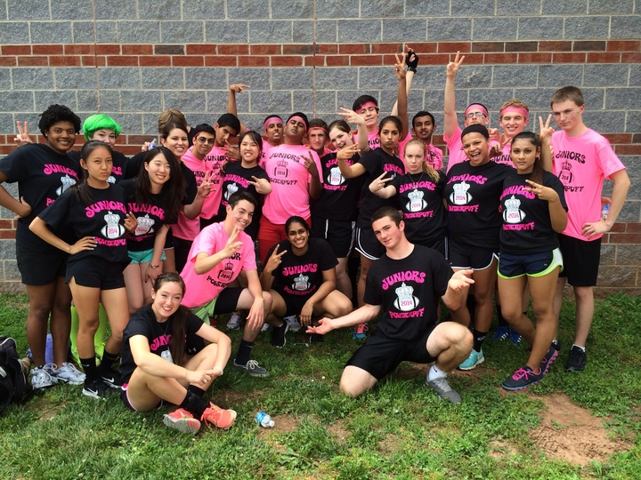 Junior Powderpuff T-Shirt Photo