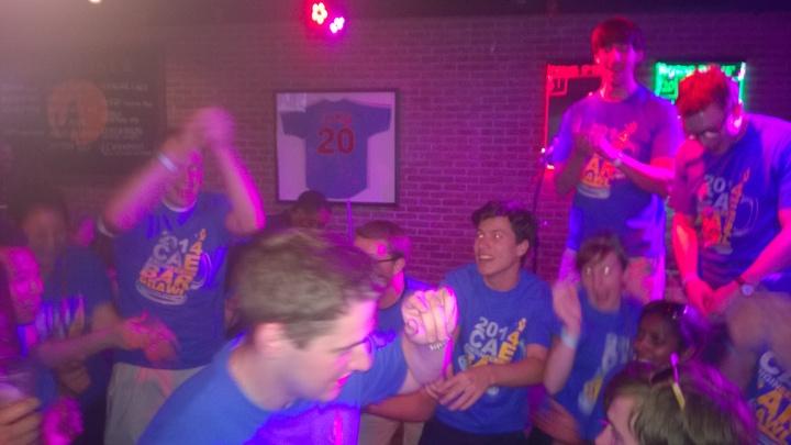 Dancing Caee T-Shirt Photo
