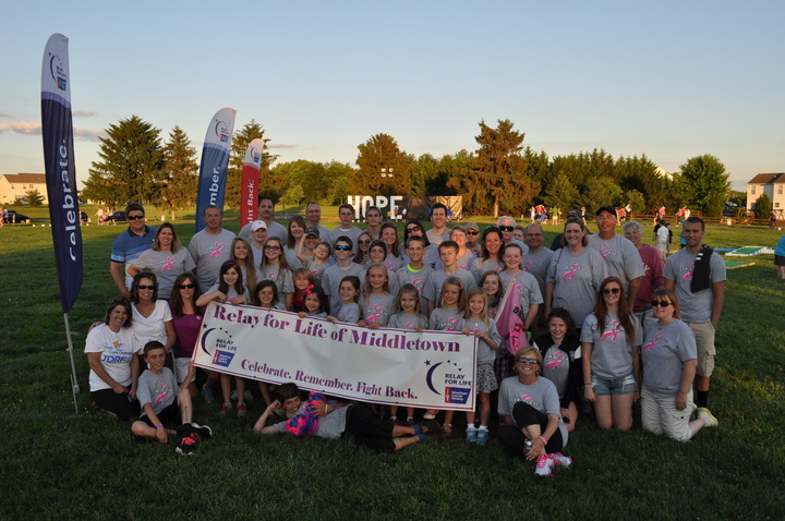 Team Believe   Relay For Life (Middletown, De) T-Shirt Photo