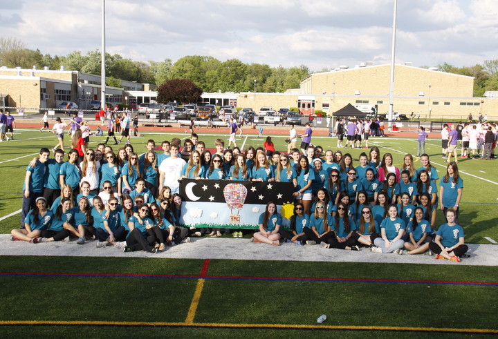 Pascack  Hills Teens Against Cancer Relay For Life 2014 T-Shirt Photo