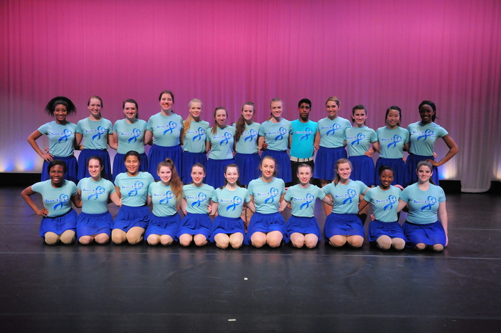 Spring Dance Concert Relay For Life 2014 T-Shirt Photo