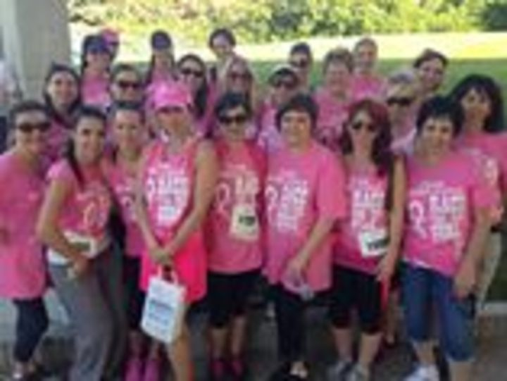 Race For The Cure T-Shirt Photo