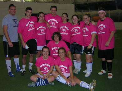 Hilldogs Coed Soccer T-Shirt Photo