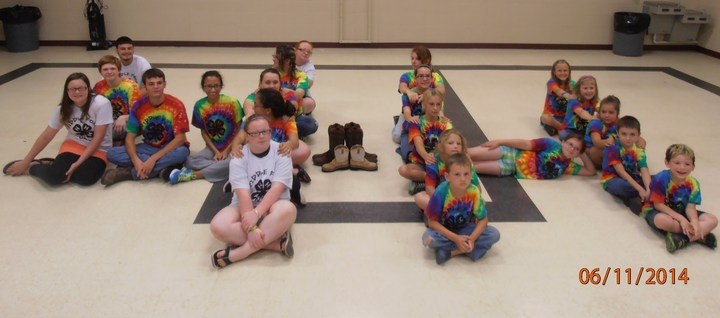 4 Hers In 4 And H Formation T-Shirt Photo