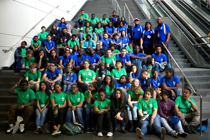 Laurel High School Stem Kids T-Shirt Photo