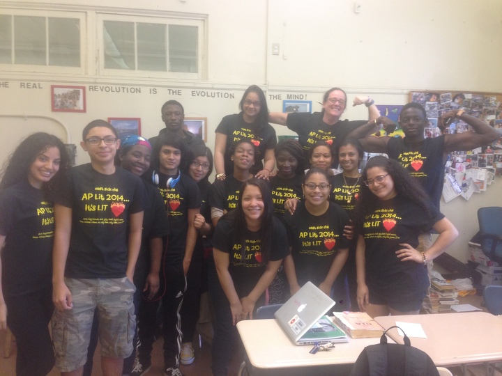 Eschs Ap Lit...It's Lit! T-Shirt Photo