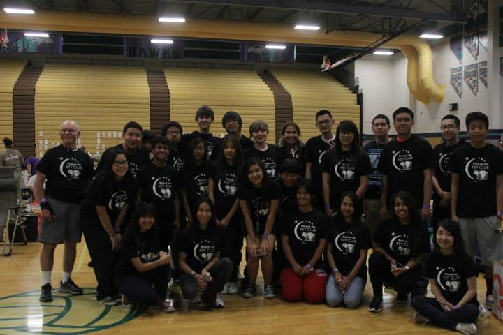 Liberty Key Club T-Shirt Photo