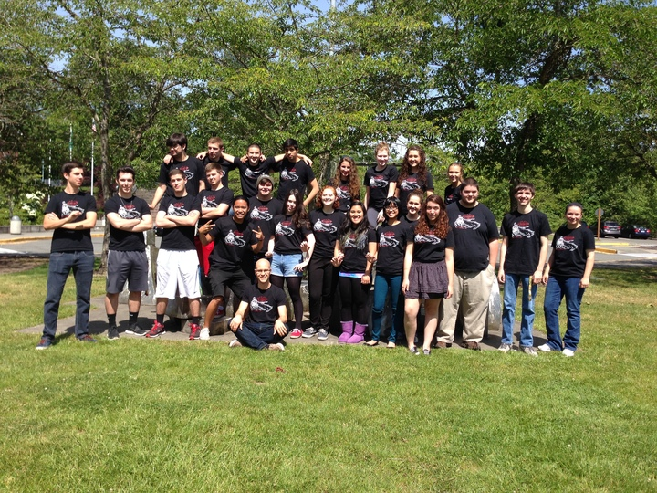 Kentlake Ap Literature Class Of 2014 T-Shirt Photo