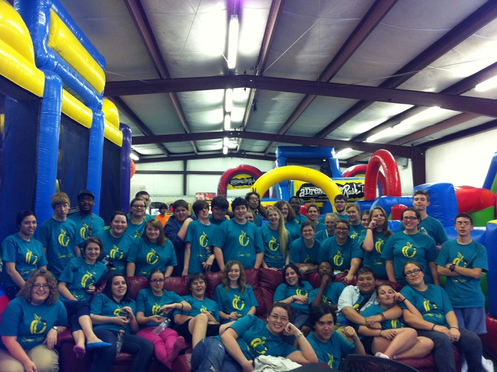 Bouncing For Appl Es! T-Shirt Photo