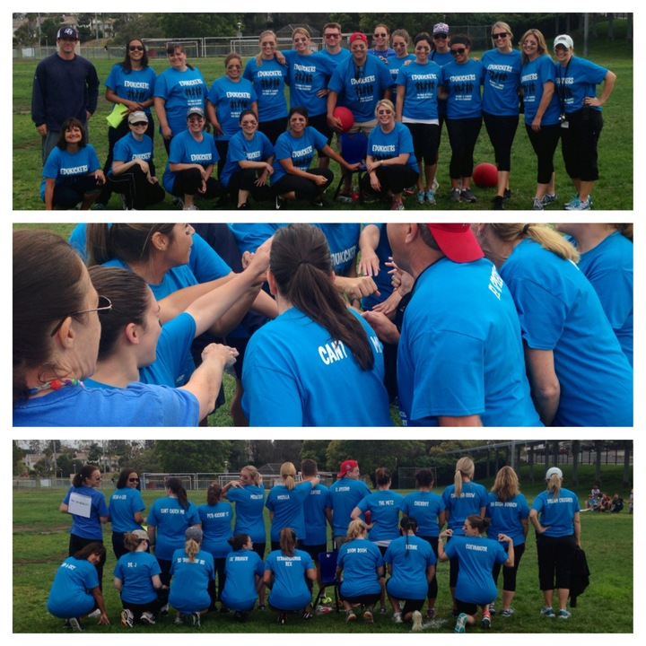 5th Grade Vs Teachers Kickball Game T-Shirt Photo