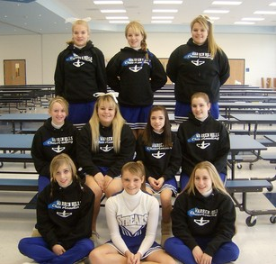Warren Hills Cheerleaders T-Shirt Photo
