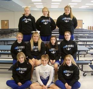 Warren Hills Cheerleaders T-Shirt Photo