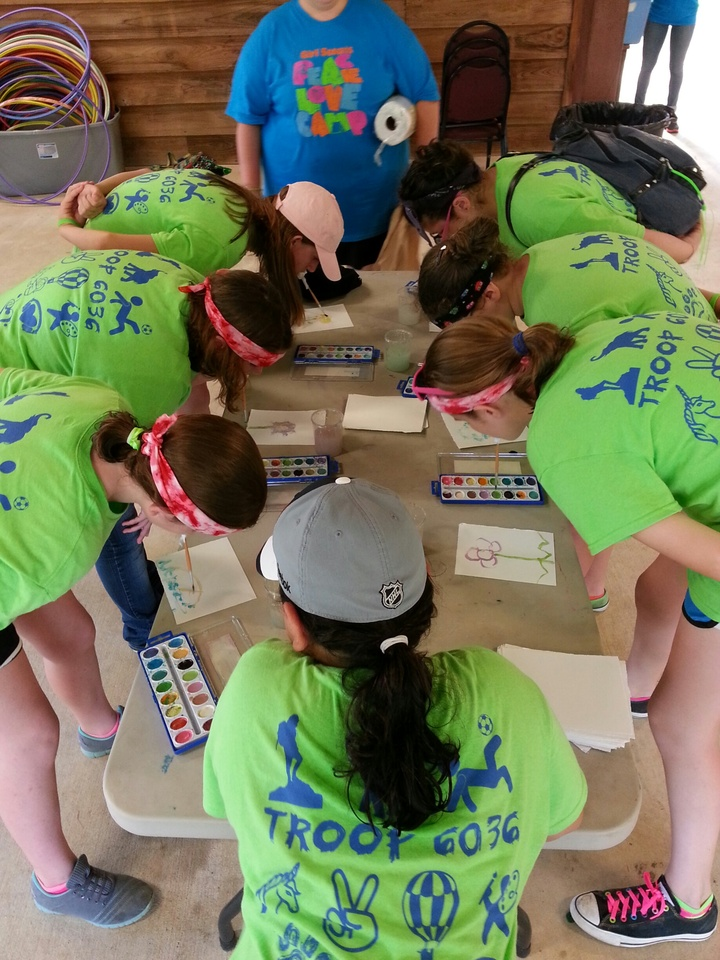 Camp Quest At Camp Ita Kana T-Shirt Photo
