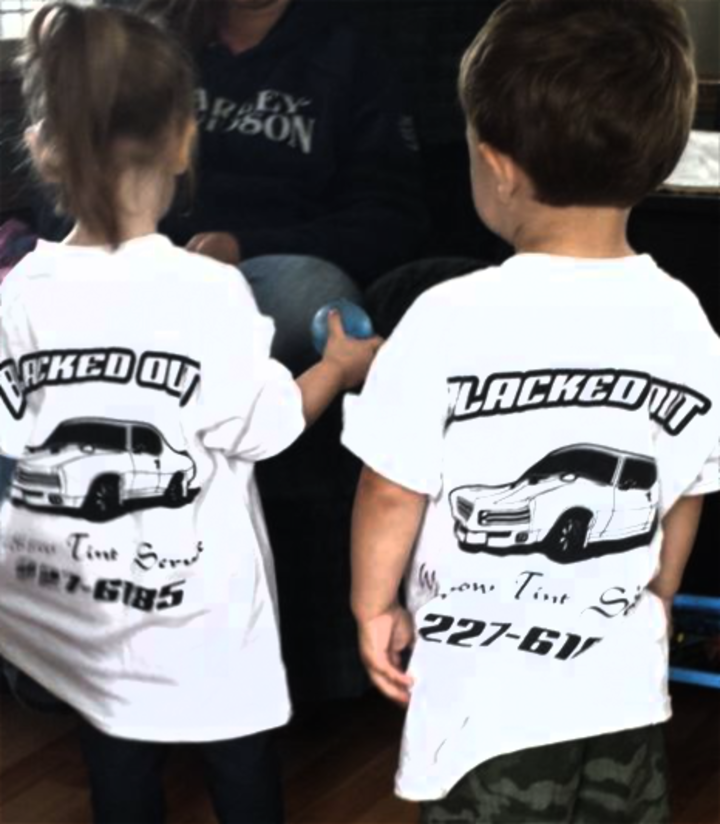 "Biggest ""Little"" Fans! T-Shirt Photo"