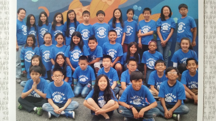Castelar Elementary T-Shirt Photo