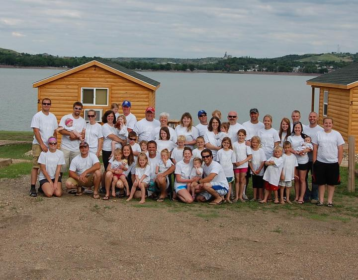 Family Reunion Fun! T-Shirt Photo