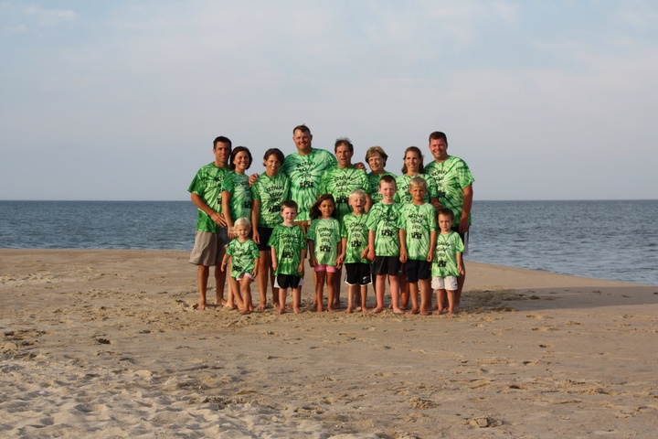 Life Is Great At The Beach T-Shirt Photo
