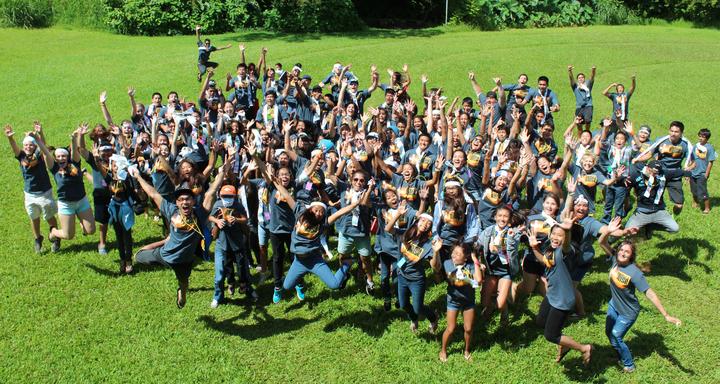 Arise 2014 Mcba Youth Camp T-Shirt Photo