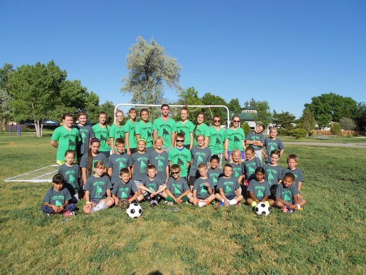 Parkside Bible Fellowship Soccer Clinic 2014 T-Shirt Photo