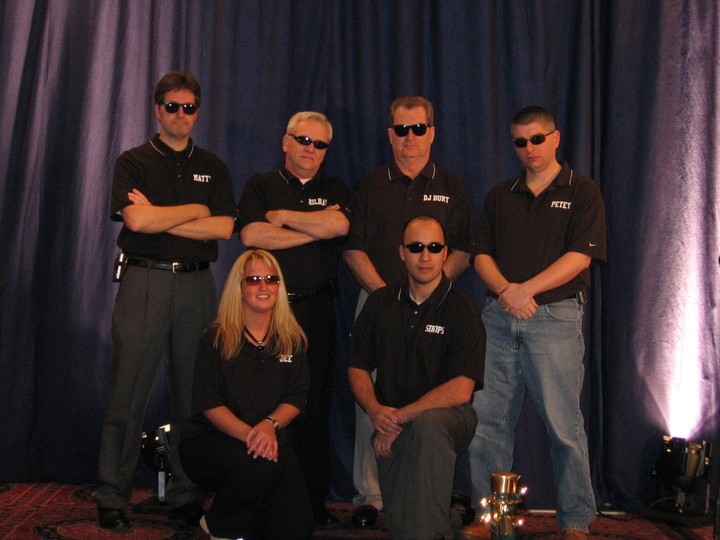 Berkshire Bank Production Crew T-Shirt Photo