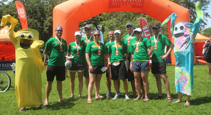 Team Wwiaft Conquers Ragnar T-Shirt Photo
