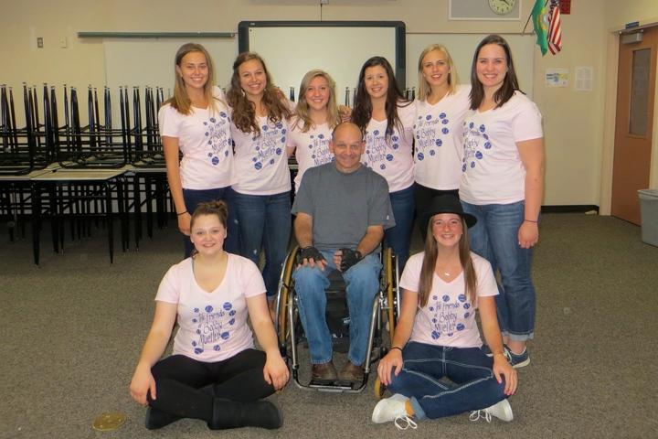 The Friends Of Bobby Mueller T-Shirt Photo