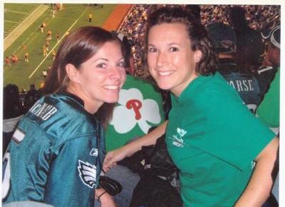 Philadelphia Eagles Fans In Minnesota T-Shirt Photo