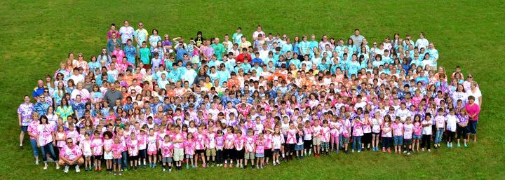 Field And Fun Day At C K Elementary T-Shirt Photo