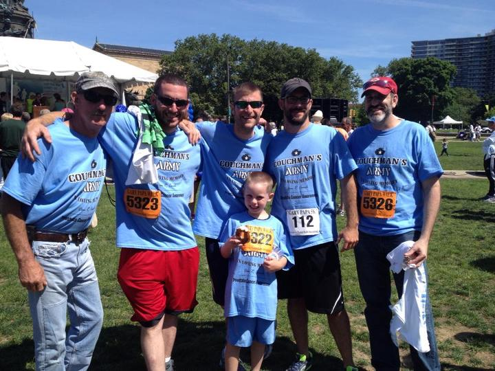2014 Gary Papa Father's Day Run T-Shirt Photo