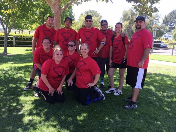 Asd Team  T-Shirt Photo