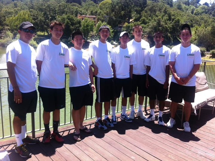 Avengers Tennis Team T-Shirt Photo