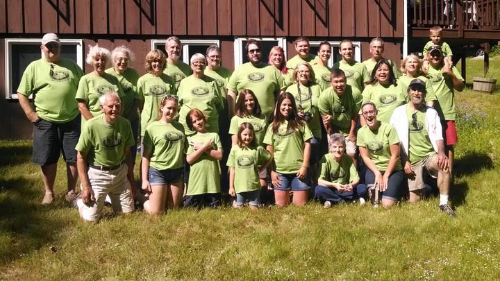 2014 Burleigh Family Reunion T-Shirt Photo