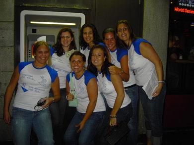 Limo Hunt Winners T-Shirt Photo