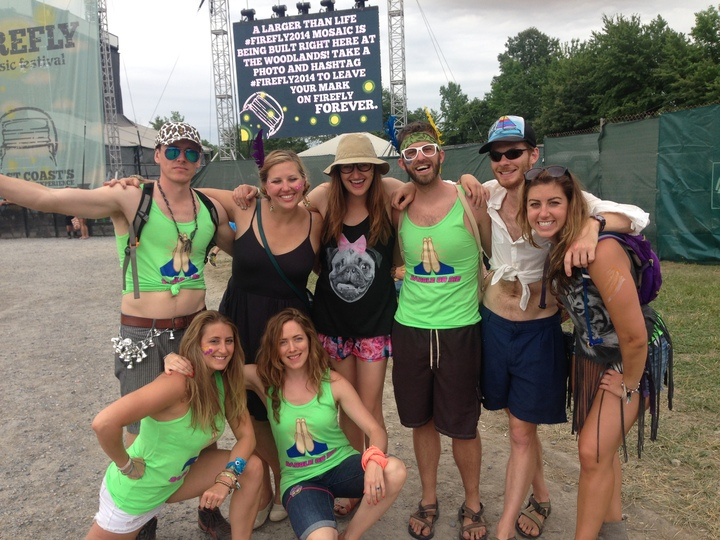 Wbdg's At Firefly! T-Shirt Photo