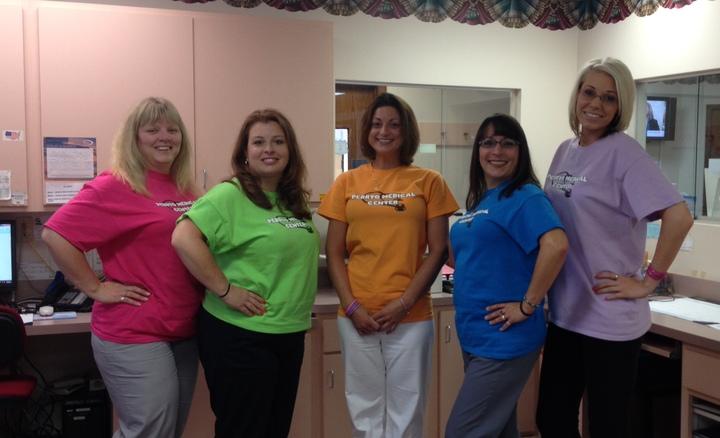 Perryo Medical Girls T-Shirt Photo