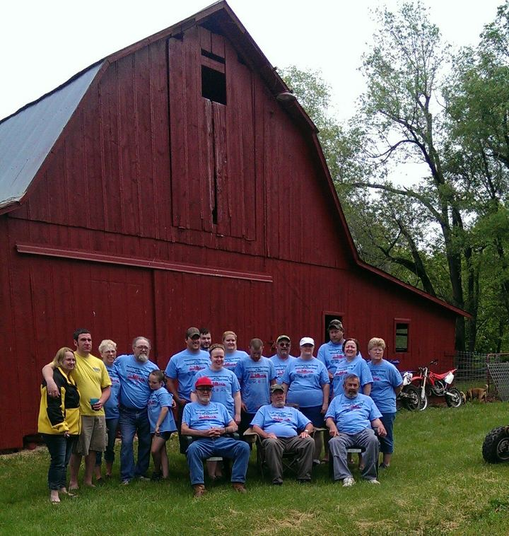 Woodard Family Farm T-Shirt Photo