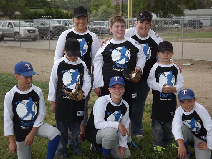 Buddy Baseball T-Shirt Photo