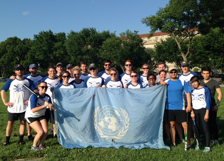 2014 U.N. Do's Softball Team T-Shirt Photo
