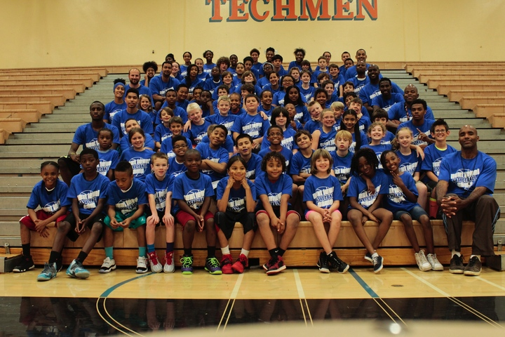 Next Level Basketball Camp 2014 T-Shirt Photo