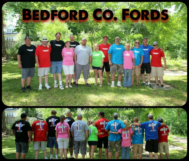 We Love Mustangs And Love Our Shirts! T-Shirt Photo