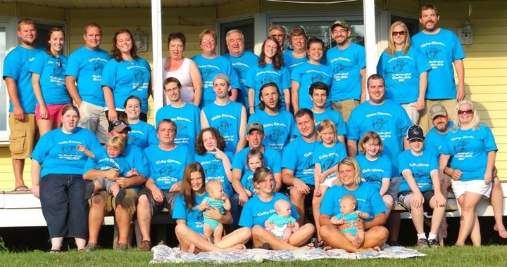 Family, Friends And Fun T-Shirt Photo
