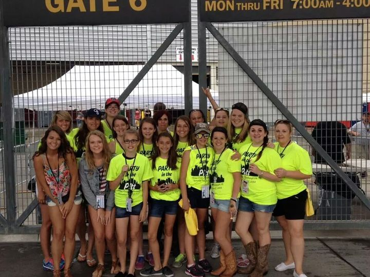 Team Luke Takes Over Pittsburgh T-Shirt Photo
