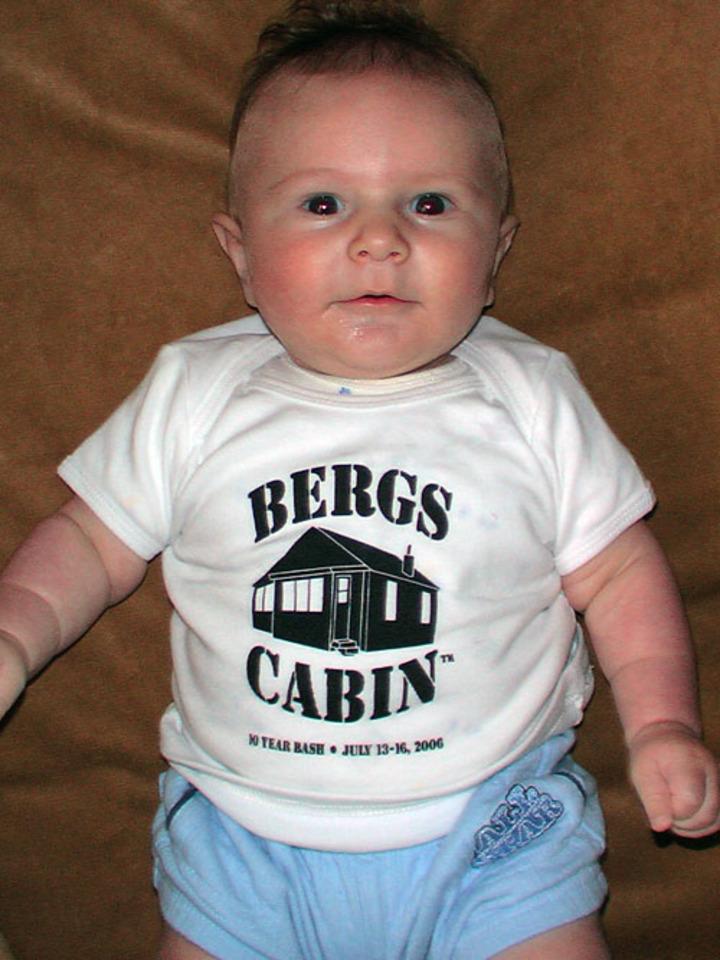 Future Member Of Berg's Cabin T-Shirt Photo