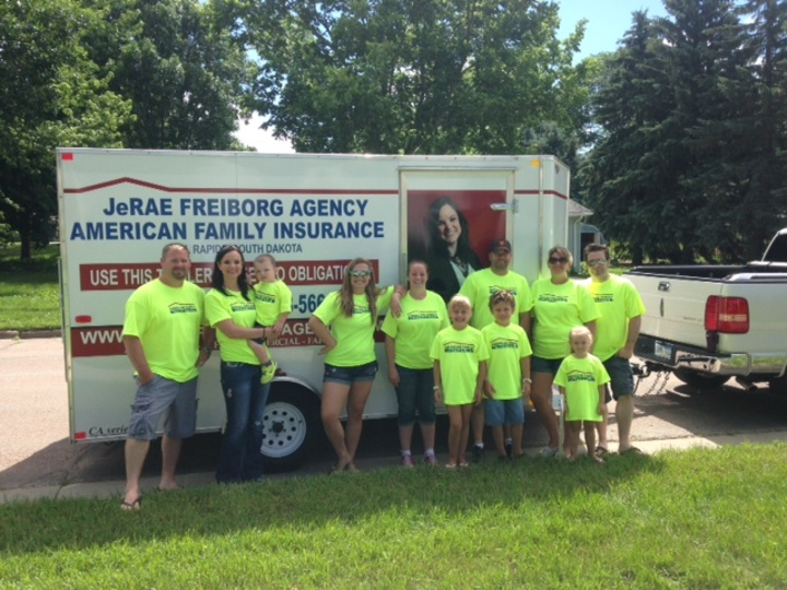Je Rae Freiborg Agency  T-Shirt Photo