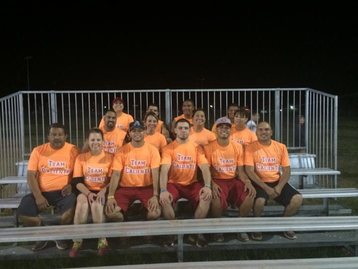 Team Caliente T-Shirt Photo