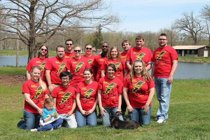 Cystic Fibrosis Walk: Kelsey's Krew! T-Shirt Photo
