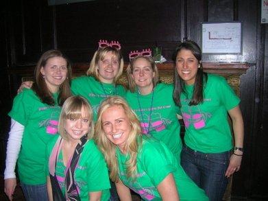 Digga & Greta's Birthday Pub Crawl! T-Shirt Photo