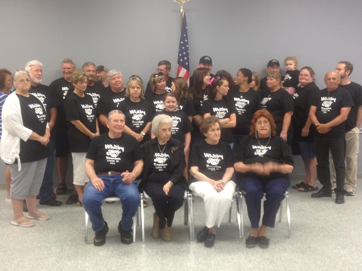 The Whitby Clan In Licking Mo T-Shirt Photo